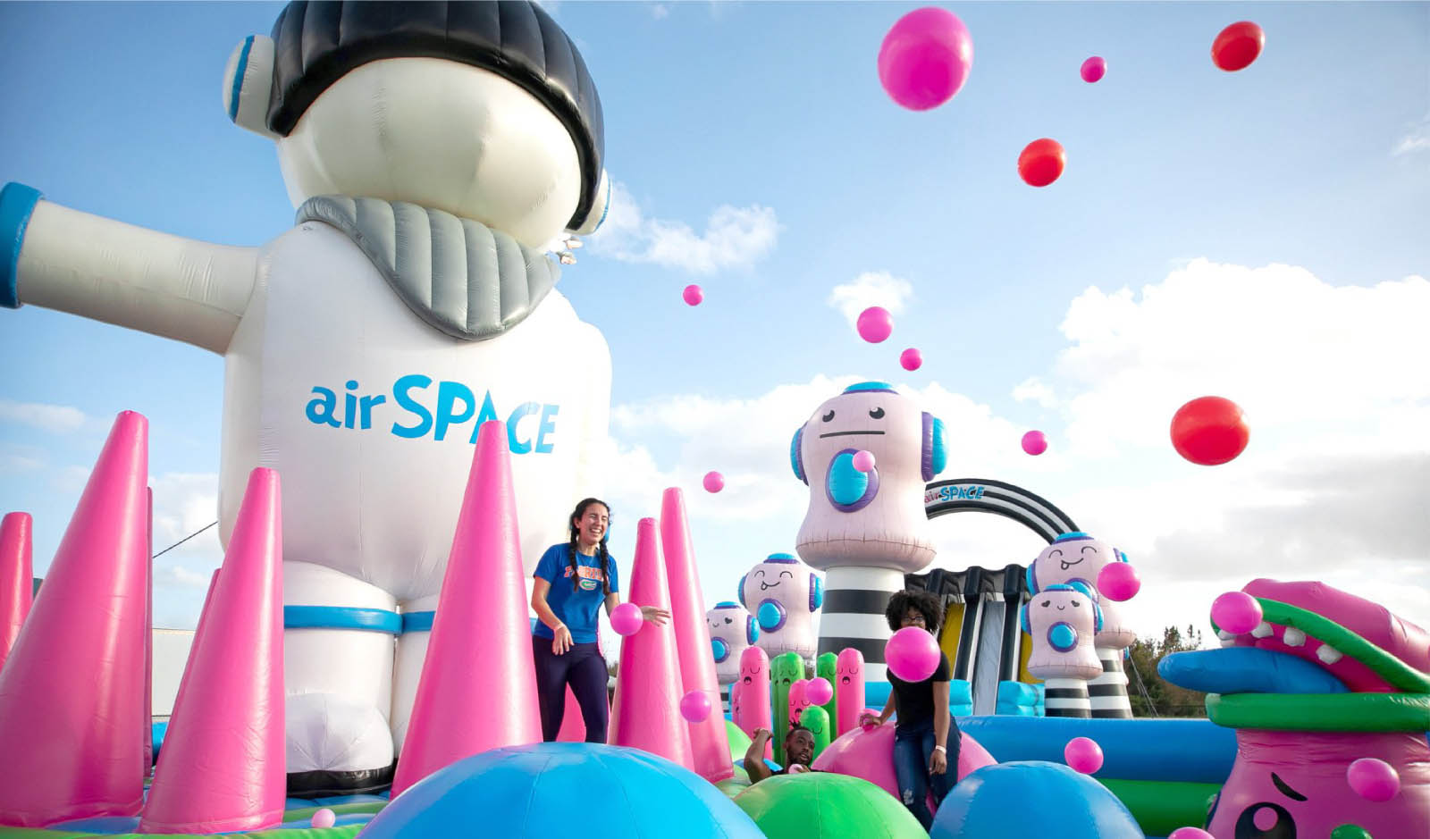 AirSpace – Inflatable Design