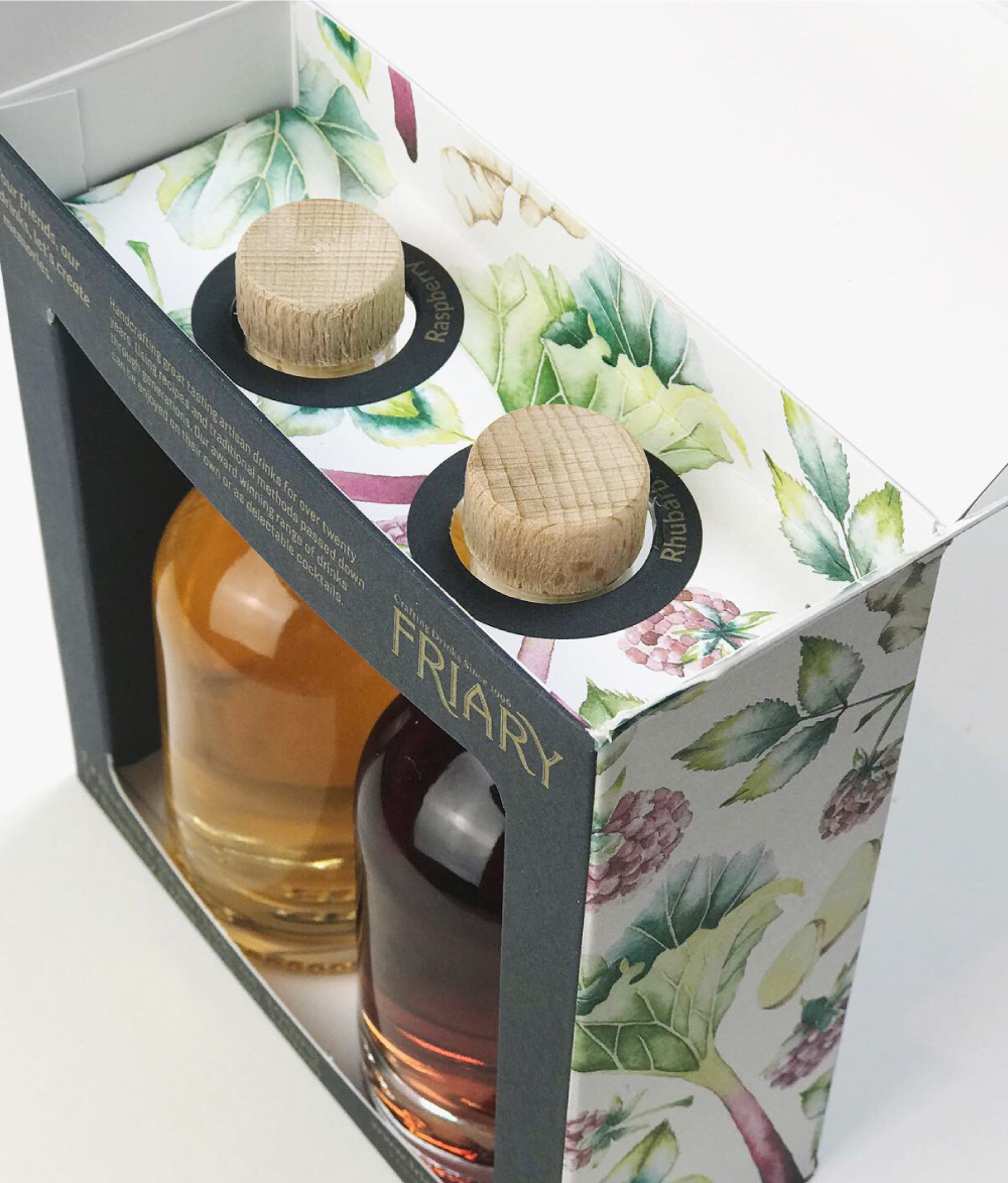 Friary Drinks – Gift Box
