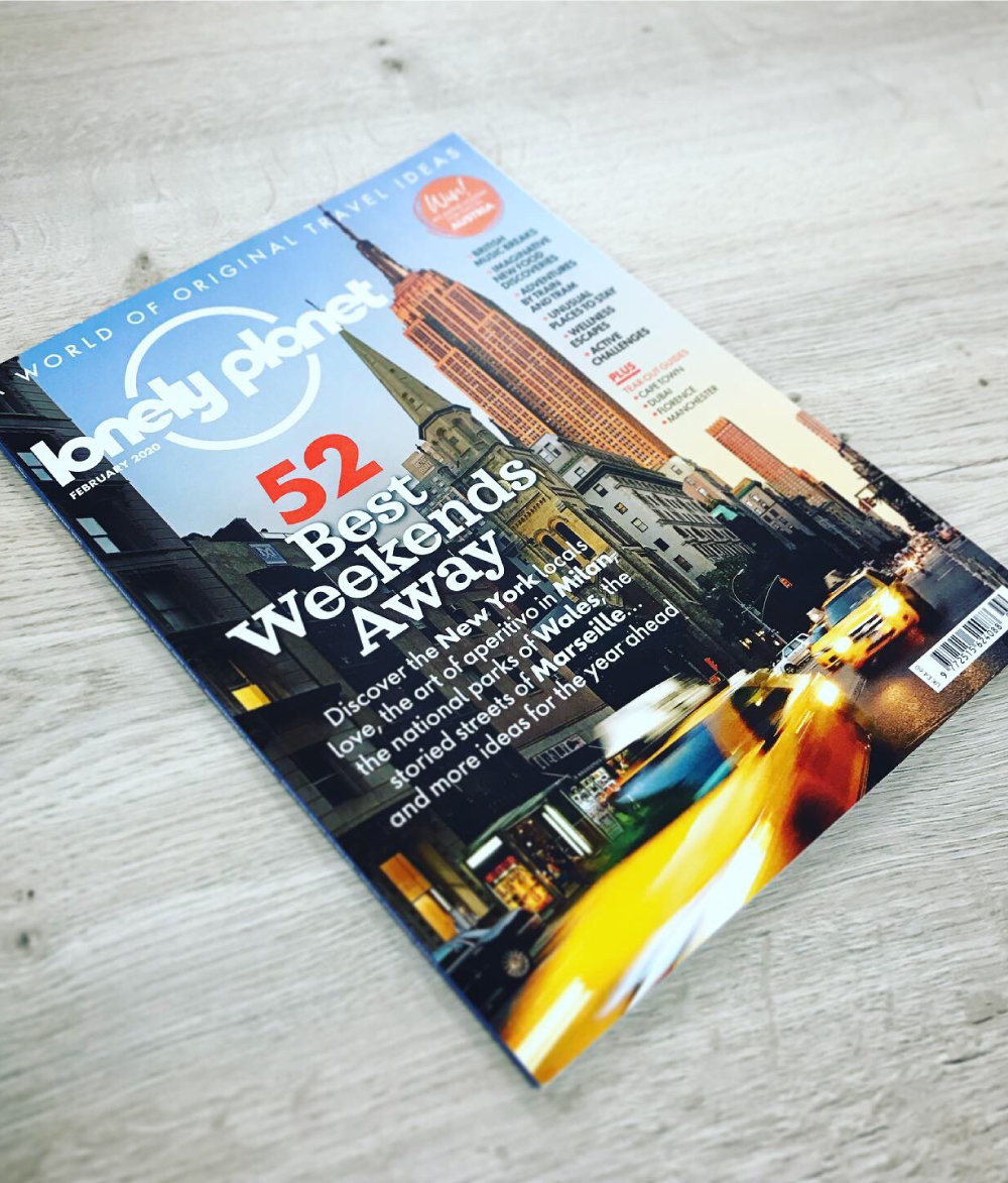 Lonely Planet – Editorial