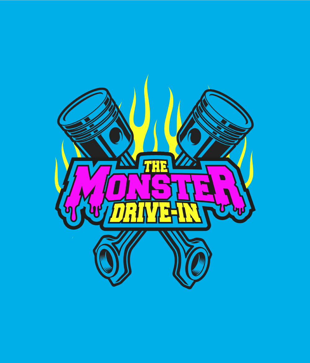 The Monster Drive-In